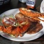 Rosarito lobster
