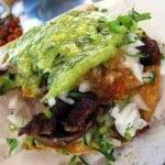 Tijuana food tacos
