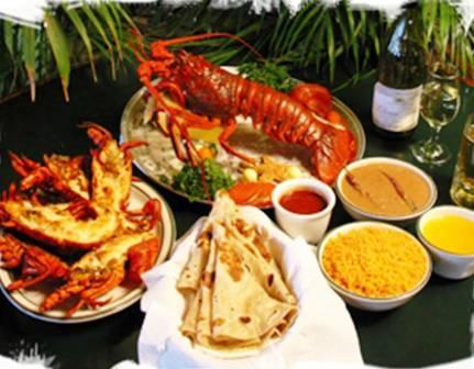 lobster rosarito