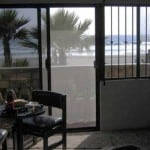 view at pelicanos hotel