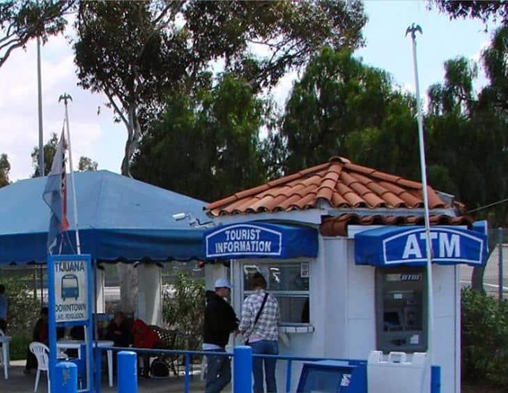 Mexicoach Border Station