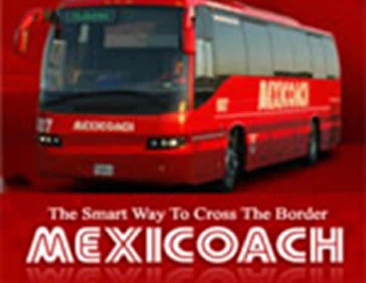 Mexicoach sign